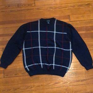Dockers Navy Sweater